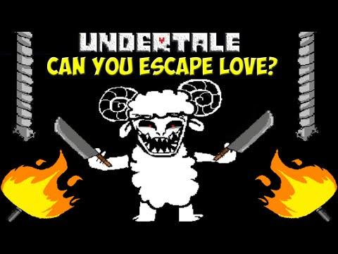 Undertale - Can You Escape Love? | Зодиакальная история