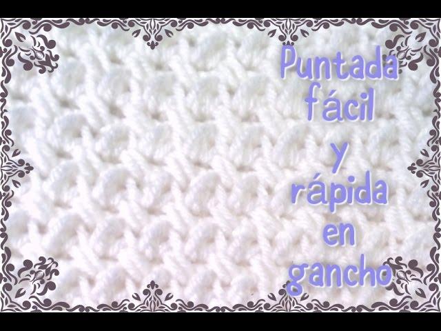 Magnífico Fáciles De Crochet Patrón De La Manta Del Bebé Bandera ...
