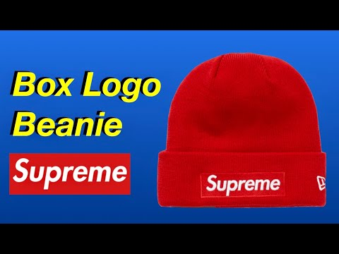 a6431f160 Supreme FW17 Week 17 BOGO BeanieS Unboxing (English) | FunnyCat.TV