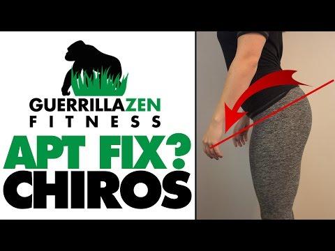 Anterior Pelvic Tilt Chiropractor | Can Chiropractors Help Fix an APT?