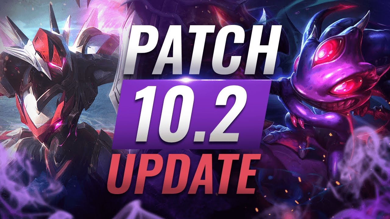 New Update Best Champions Tier List League Of Legends Patch 10 2 Youtube