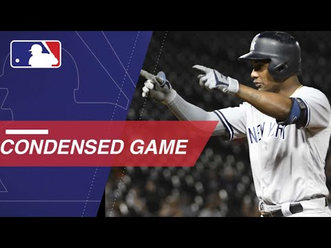 Condensed Game: NYY@CWS - 8/7/18