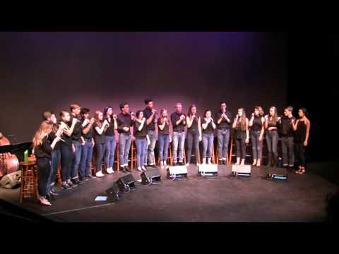 Seattle Academy Onions singing Hide & Seek