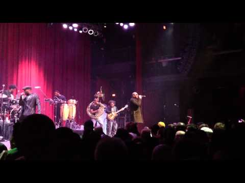 The Roots Perform 'Lighthouse' With Dice Raw @ The Fillmore (Silver Spring, MD)