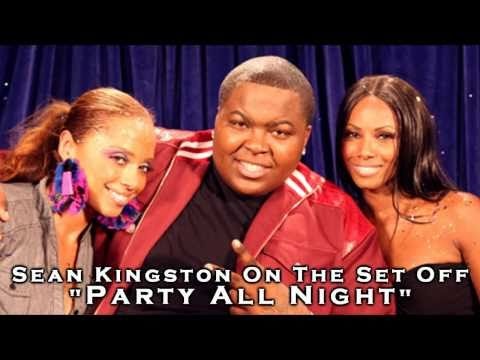 Behind The Scenes Of Sean Kingston's