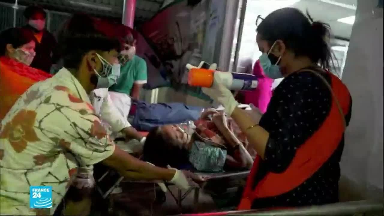 قفزة قياسية بعدد الوفيات في الهند بسبب فيروس كورونا