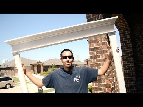Door Trim Transformation - Simple Finish Carpentry