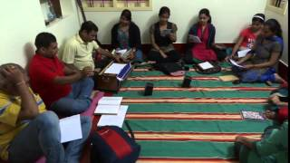 Enu Dhanyalo Lakumi - Pranathi Practicing Session