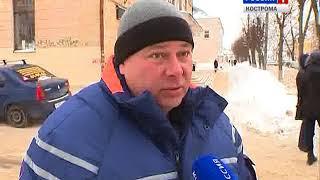 В Костроме решают, как сделать узкие городские улицы пригодными для проезда