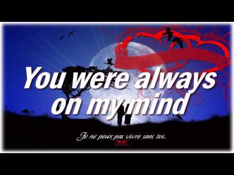 Willie Nelson - Always on My Mind with lyrics (HD)