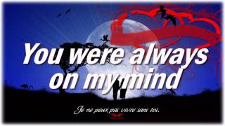 Willie Nelson - Always on My Mind with lyrics (HD)