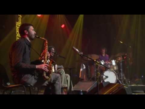 Ziad Rajab  - Moers Festival 2015 (Oud - Saxophone - Drums)