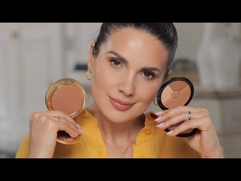 BRONZER explained ! Placement, colors, textures, the right brushes | ALI ANDREEA