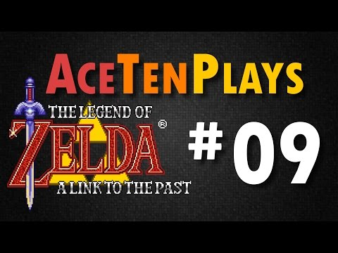 Let's Play The Legend of Zelda: A Link to the Past - [#09] Lost on the Way to Agahnim