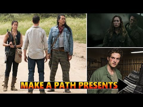 FEAR THE WALKING DEAD SEASON 3 Ep. 6 First Impression & Live Chat