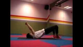 Оксисайз. Семинар SFC/Упражнения на  ягодицы, бедра и мышцы живота.