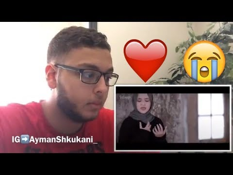 Canadian  REACTS To - ATOUNA EL TOUFOULE Cover by SABYAN