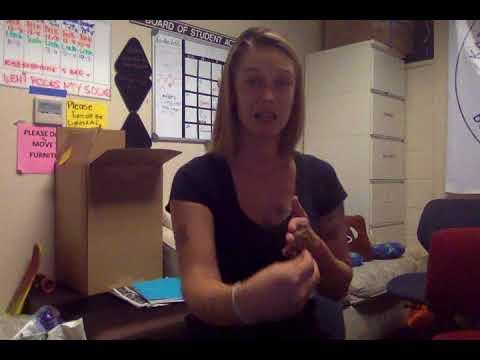 ASL 202 Deaf event 3