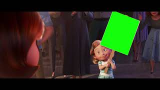 """Incredibles 2 """"What Does Your Sign Say?"""" Green Screen Template"""