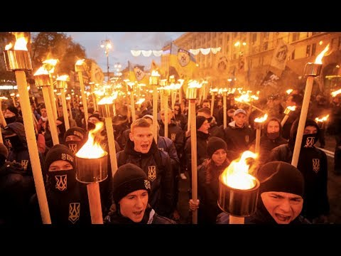Right-Wing Eastern European States Honor Nazi-Collaborating