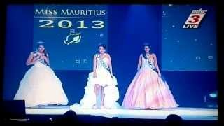 Miss Mauritius 2013 - Questions & Answers Final Round