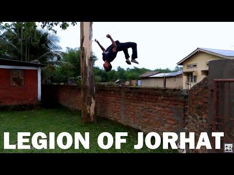 Legion of Jorhat | Assam Parkour | Indian Parkour