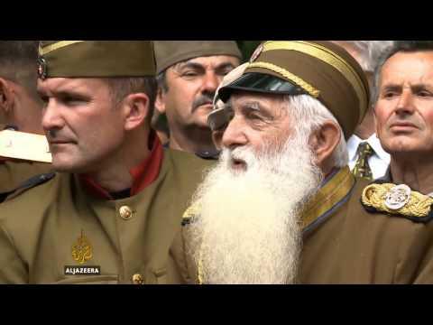 Brojne delegacije na sahrani Karađorđevića - Al Jazeera Balkans