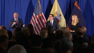 Mnuchin, Ivanka Trump join MacArthur to pitch GOP tax plan