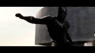 캡틴아메리카 시빌 워 명장면 블랙팬서 vs 버키 Captain America : Civil War Black Panther vs Bucky 2016