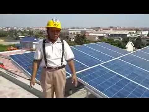 IMB Cambodia solar