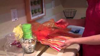 كيفية جعل حلوى باقة!