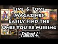 Fallout 4 - Easily Find What You're Missing - Live and Love - 4K Ultra HD