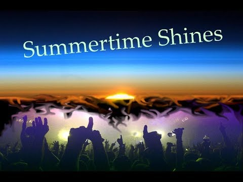 Special Liquid Drum and Bass mix: 'Summertime Shines'