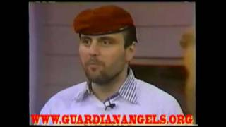 GUARDIAN ANGELS CURTIS SLIWA SHOT BY THE GAMBINO CRIME FAMILY ON ORDERS BY JOHN GOTTI JR
