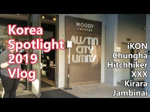 SXSW Korea Spotlight 2019 Vlog - iKON, Chungha, Hitchhiker, XXX, & more Mp3