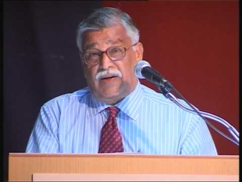 Leadership Lecture by Dr H. Harish Hande Part # 1/4