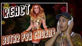Baixar JOELMA  - BOTAR PRA CHORAR #REACT ( ÁUDIO OFICIAL)| Central Joelma