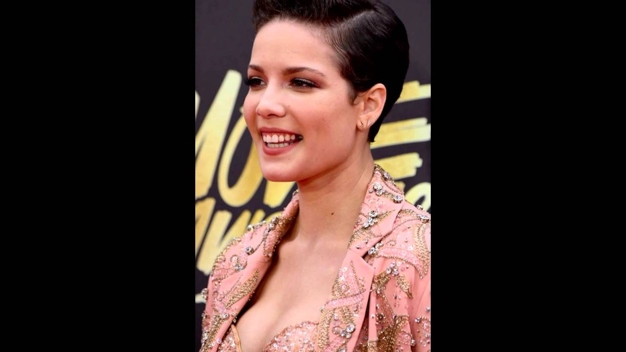 05f02aacccd6 Halsey Wows With Wardrobe Change at MTV Movie Awards 2016 - YouTube