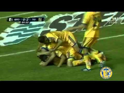 Download Querétaro vs Tigres 0-2 Jornada 4 Clausura 2013 Liga MX HD [26-01-2013]