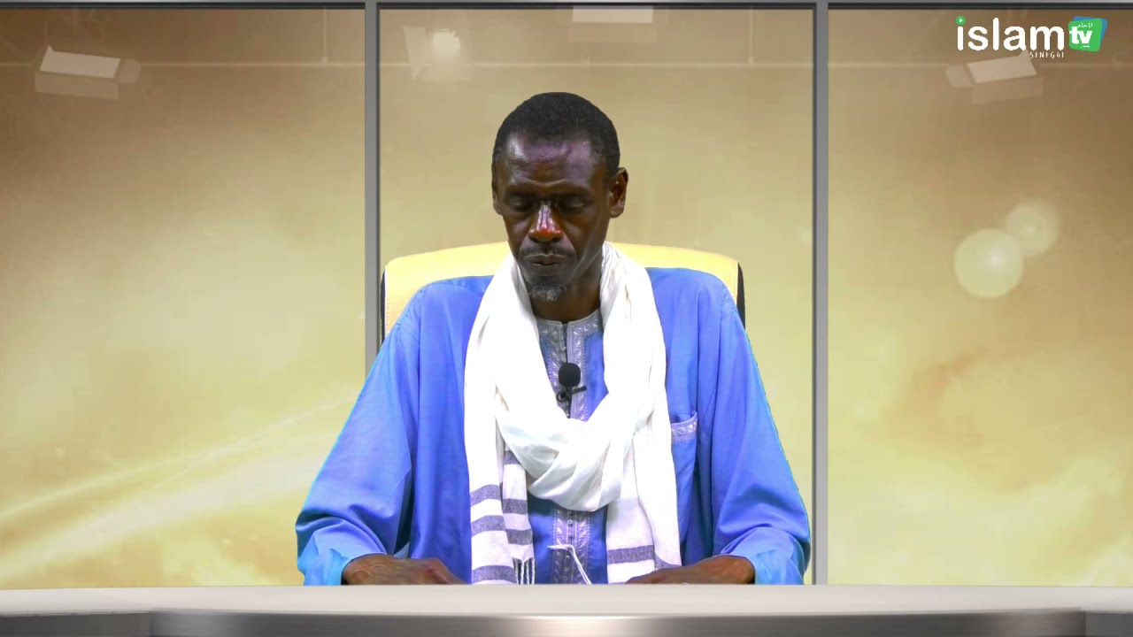 Jotaayu Azkar  saison  1 Episode 1 - Dr Sidy Yahya NDIAYE