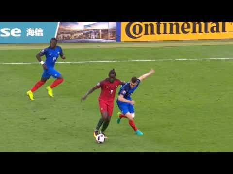 EM 2016: Portugal besiegt Frankreich mit 1:0 - Tor Eder