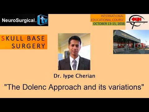 Dr. Iype Cherian: The Dolenc approach and its variations