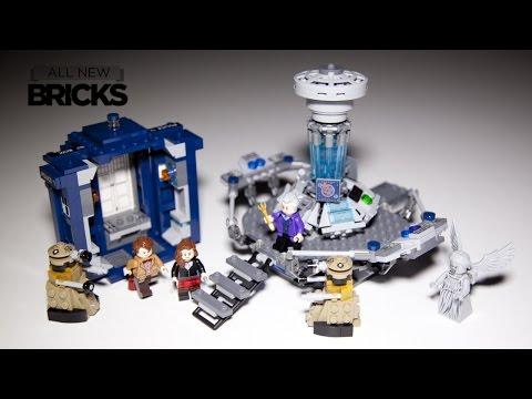Lego Ideas 21304 BBC Doctor Who Speed Build