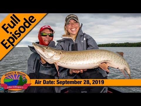 #39, 2019   Leech Lake Muskies   FULL EPISODE