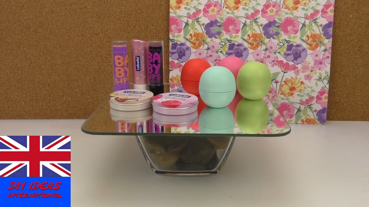 DIY Dressing Table Tutorial   Room Decor U0026 Makeup Storage   Make A Cosmetic  Mirror Table!!