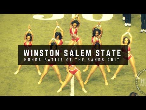 Winston Salem - Honda Battle of the Bands 2017 [4K ULTRA HD]