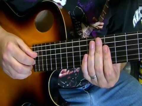 Basic Classical Guitar Finger Roll Picking Lesson By Scott Grove