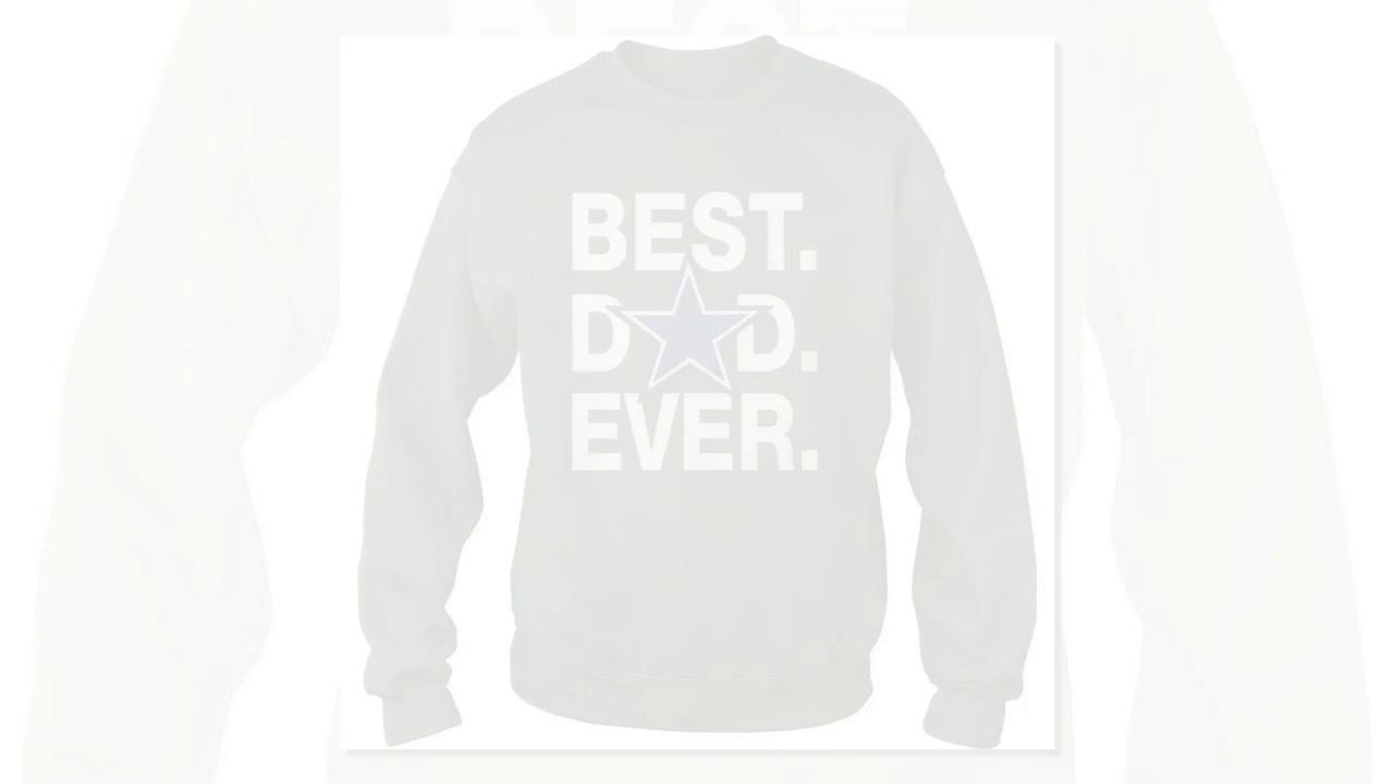 Dallas Cowboys best dad ever shirt - YouTube 035b9e3cb