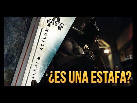 Batman Return to Arkham Asylum | Opinión ¿Vale la pena comprarlo?