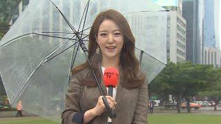 [날씨] 전국 비바람, 제주 80㎜↑…밤 대부분 그쳐 / 연합뉴스TV (YonhapnewsTV)